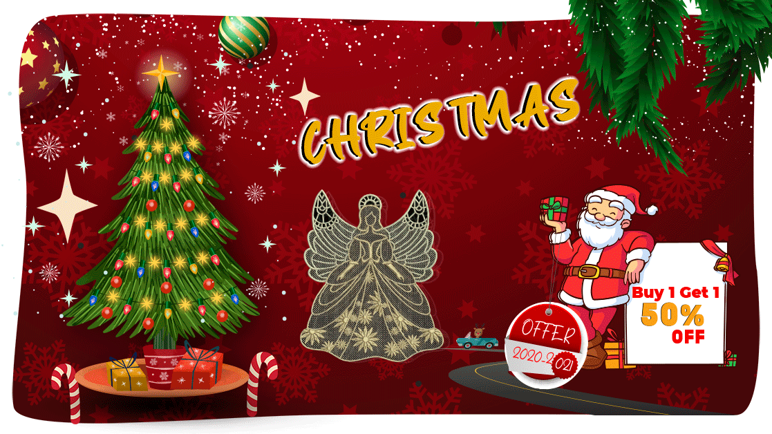 Embroidery Digitizing Christmas offer 2020-2021